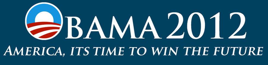 Obama 2012 by YNot1989