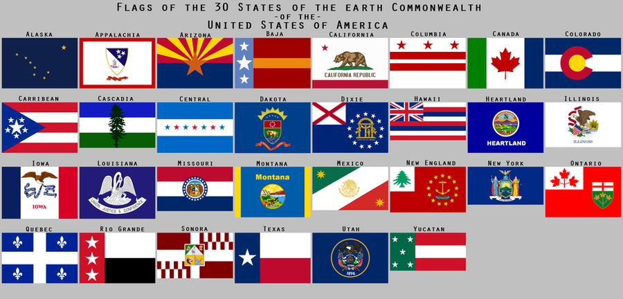 The Earth Commonwealth by YNot1989