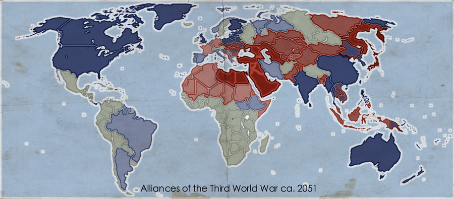 World War III by YNot1989