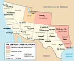 United States of Aztlan
