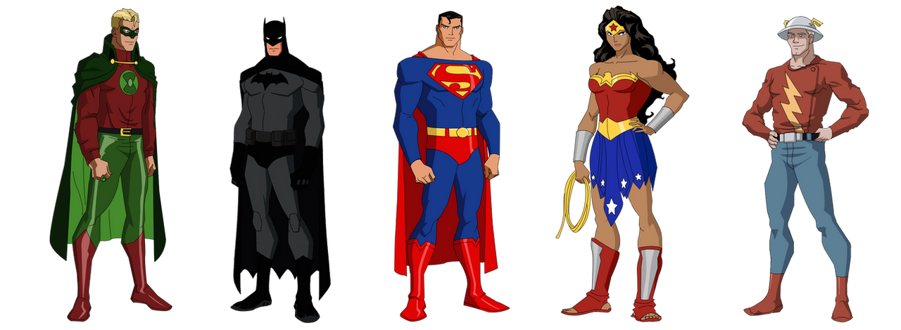 Justice League of America: 1967 by YNot1989