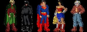 Justice League of America: 1967