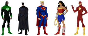 Justice League: 1995