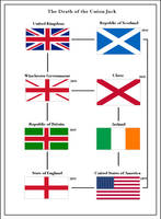 Death of the Union Jack by YNot1989