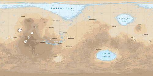Mars 2037: First Wave