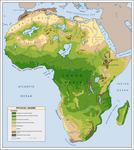 Seas of the Sahara