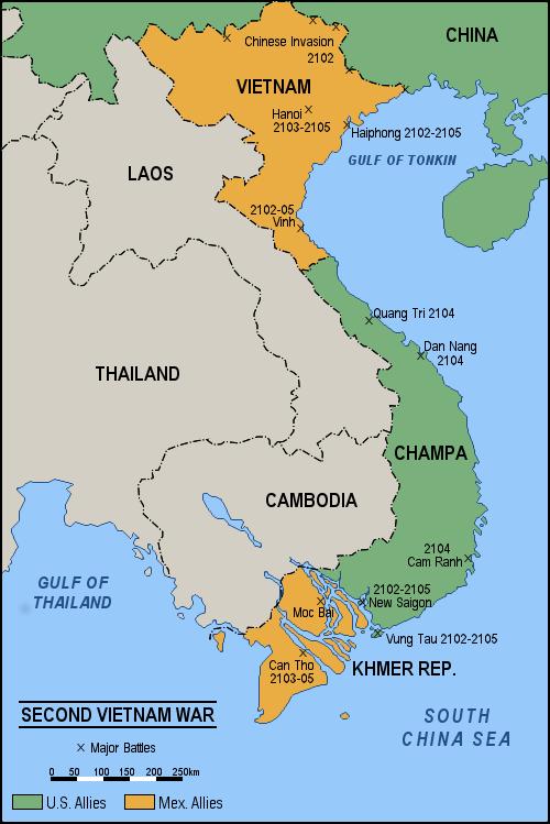 Second Vietnam War by YNot1989