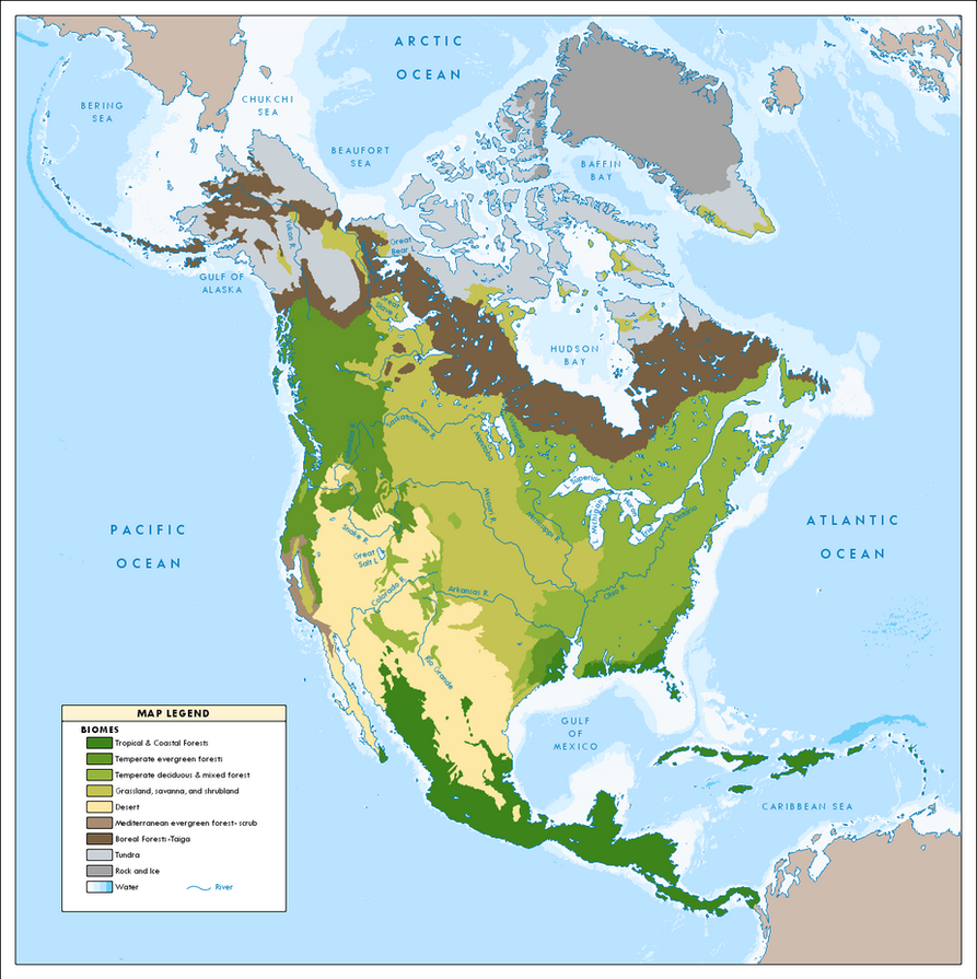 North american biomes ca 2049 by ynot1989 on deviantart north american biomes ca gumiabroncs Image collections