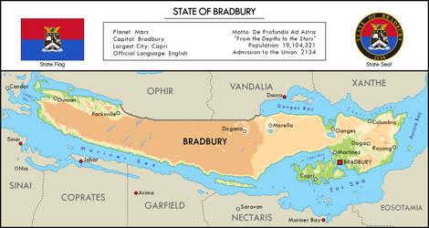 Bradbury Map by YNot1989