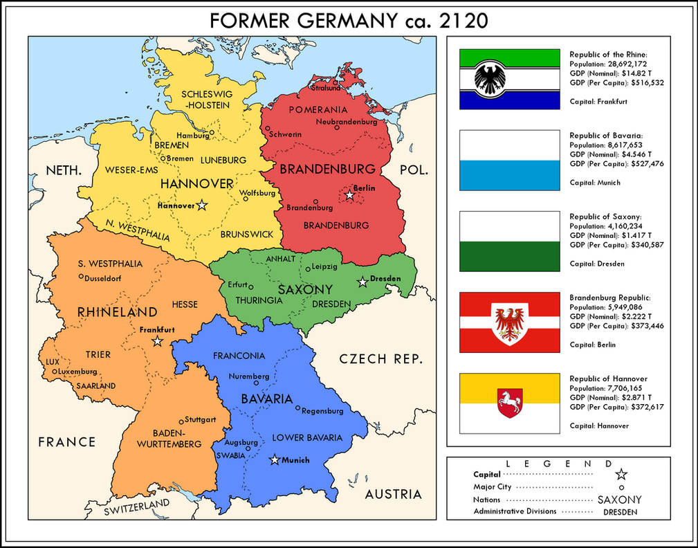 Map Of Germany Divided.Germany Divided By Ynot1989 On Deviantart
