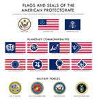 Flags of the Planetary Commonwealths