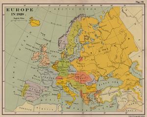 Eastern Promised Land - 1920