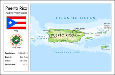 State of Puerto Rico and the Virgin Islands