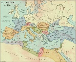 Rome Asunder