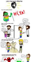 Jim Henson Meme by luvliartlady