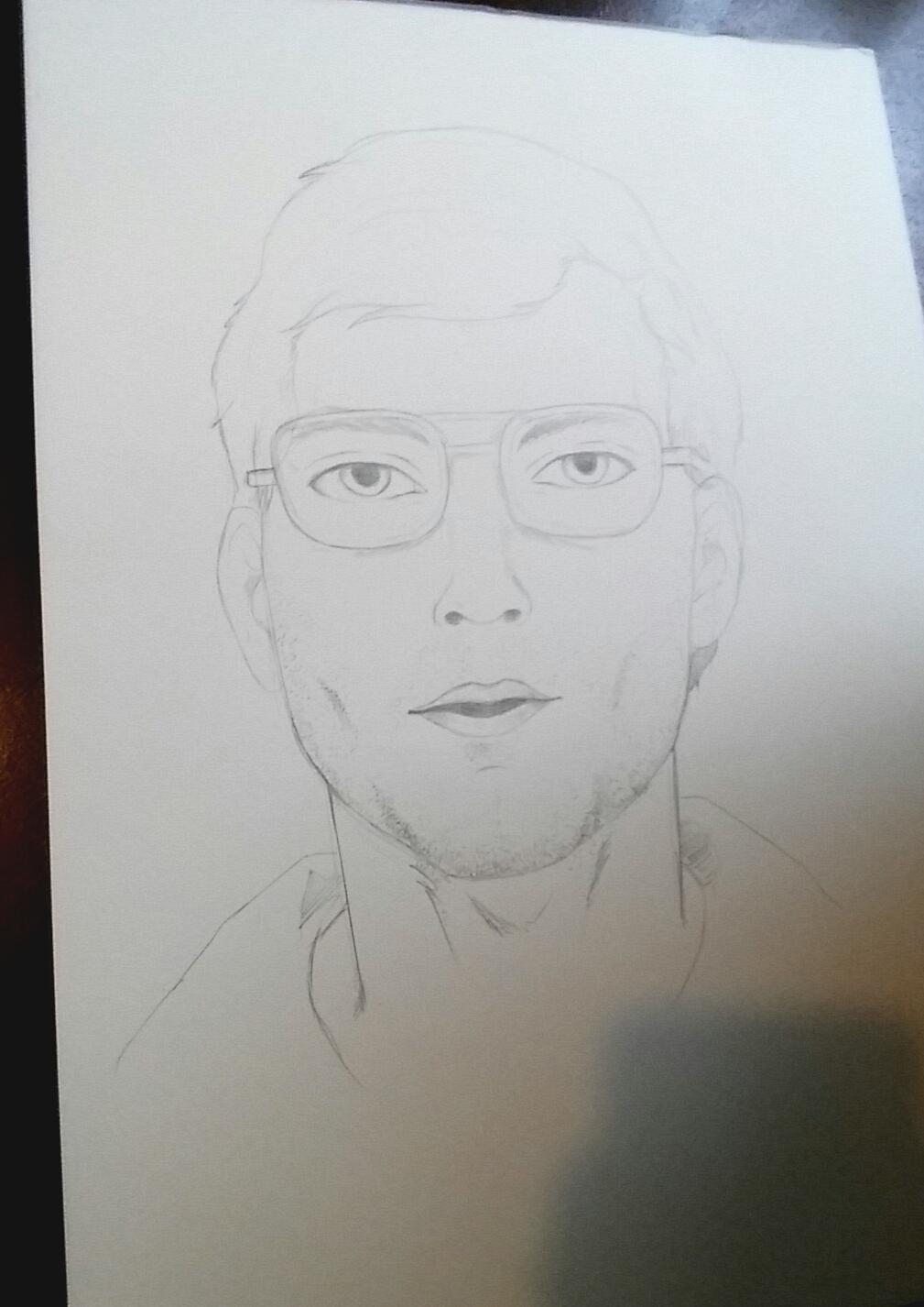Another jeffrey dahmer portrait