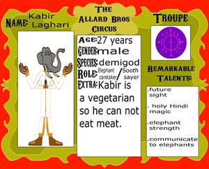Kabir Laghari Incarnation of Ganesh