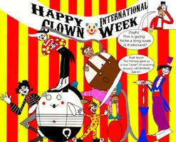 Clown Week at the Circus