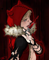 Red Riding Hood for Gaia by reapersun