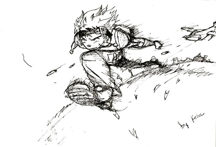 Run forest Run. by kera972