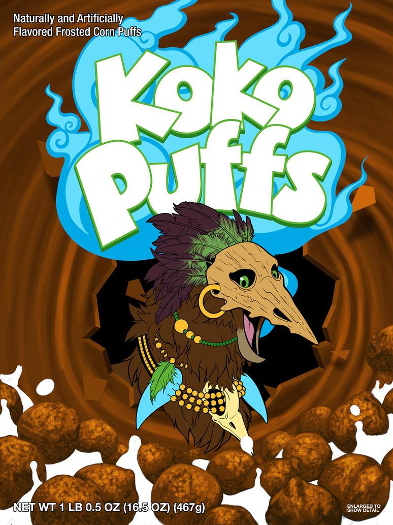 Koko Puffs by dustinwilson