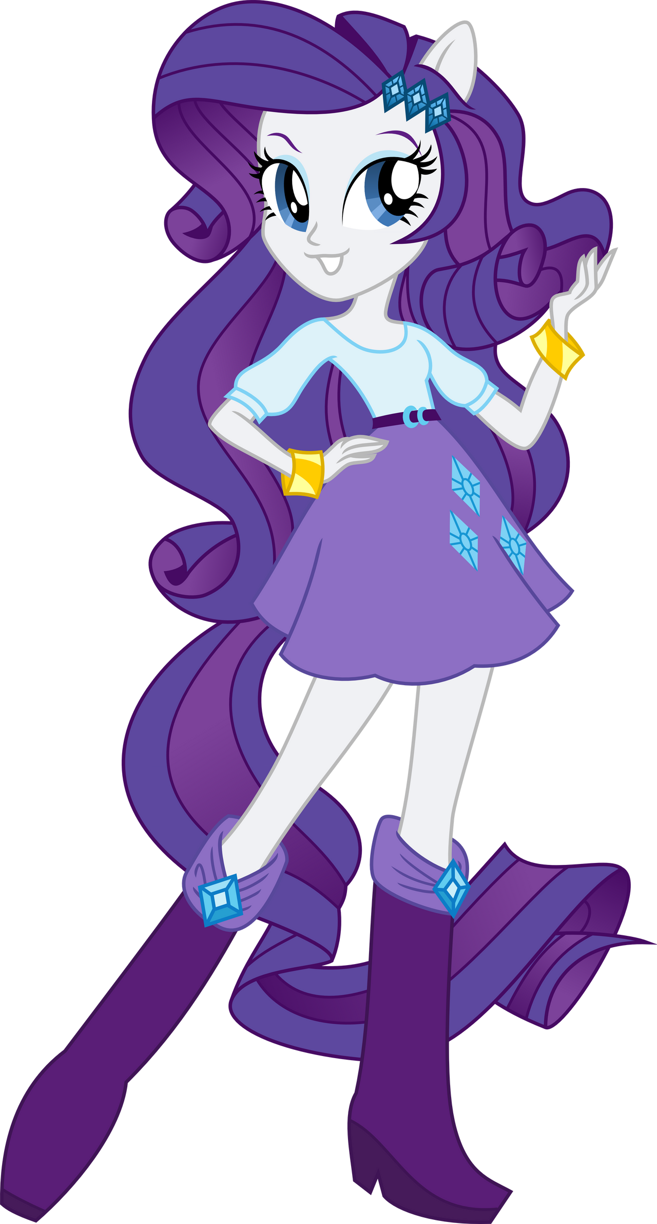 Rarity Pony R34 |Rarity EQG| by aqua-p...