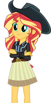 Cowgirl Sunset Shimmer
