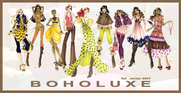 .BOHOLUXE COLLECTION. by lrenah
