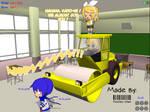 MMD- Let's Bully Kaito