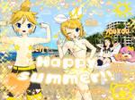 MMD- Happy Summer