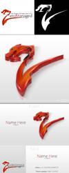 ZeroManaged INC Logo by El3ment4l