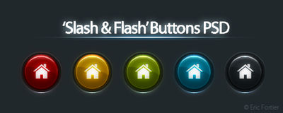 Buttons PSD
