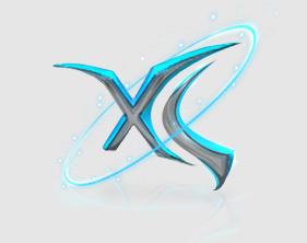 WIP xenicore.com logo by El3ment4l