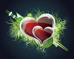 In Love-Wallpaper