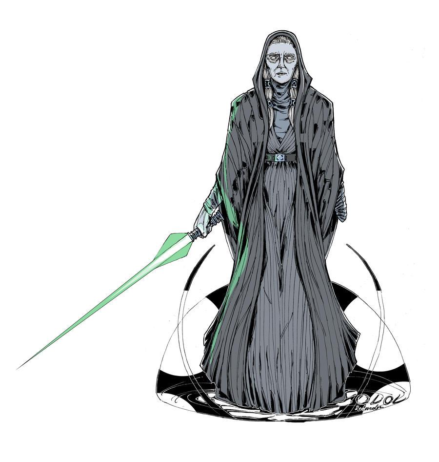 Sith and Jedi no. 3: Kreia the Gray