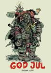 Merry Christmas from Urgar the Gully Dwarf