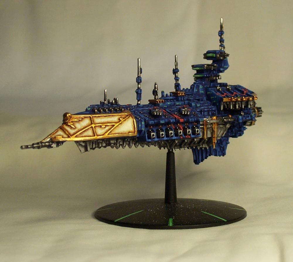 Vengeance Grand Cruiser Mk. 2 by ROBOPOPE