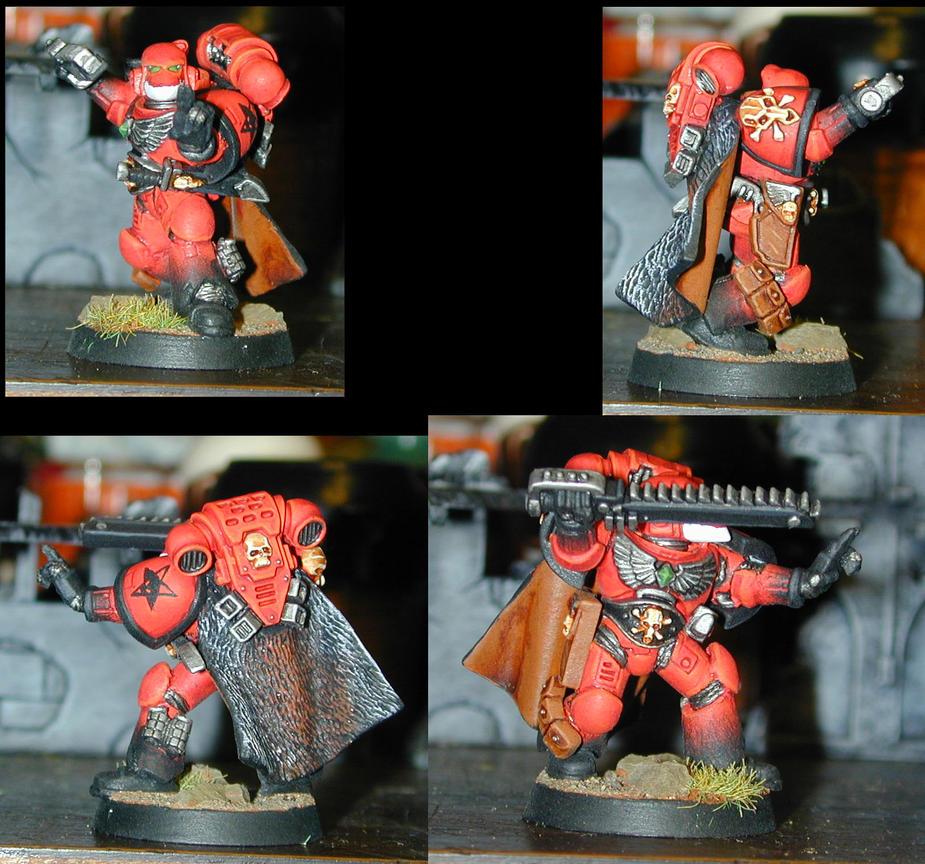 """""""Samurai"""" Veteran Marine by ROBOPOPE"""
