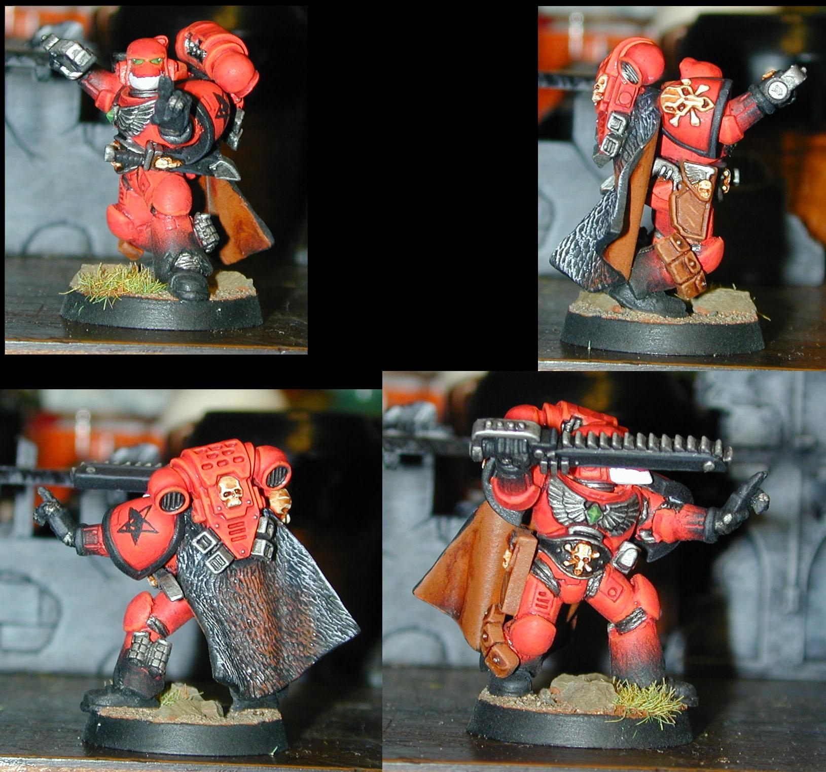 'Samurai' Veteran Marine by ROBOPOPE