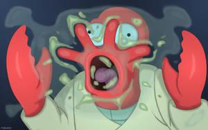 Screen Sucker Zoidberg by FuturamaFreak1