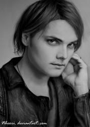 Gerard Way by Nheori