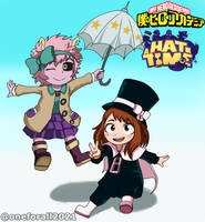Hat Kid and Bo.. Wait A Minute..