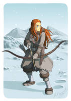 Ygritte by foxinsoxx
