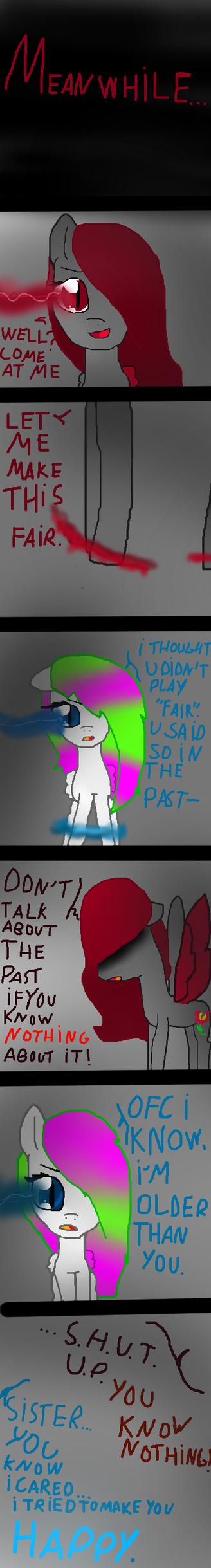 Problem (Mlp Comic Part 18) by FrozyTheCat