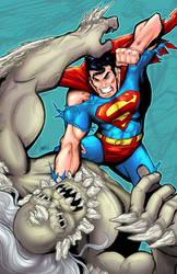 Superman vs. Doomsday