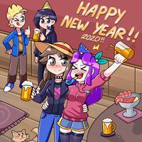 Happy New Years 2020!