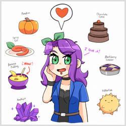 Abigail's Updated Favorites