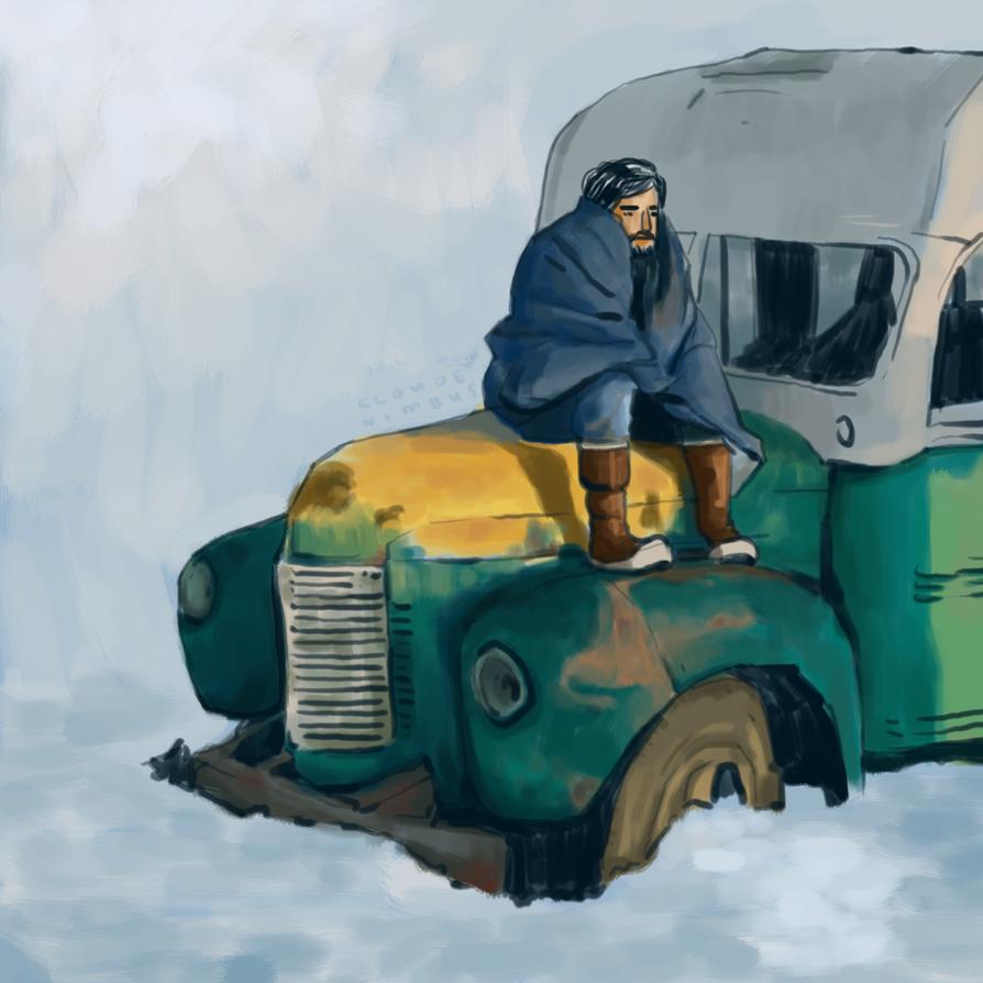 Into The Wild by nimbusnymbus