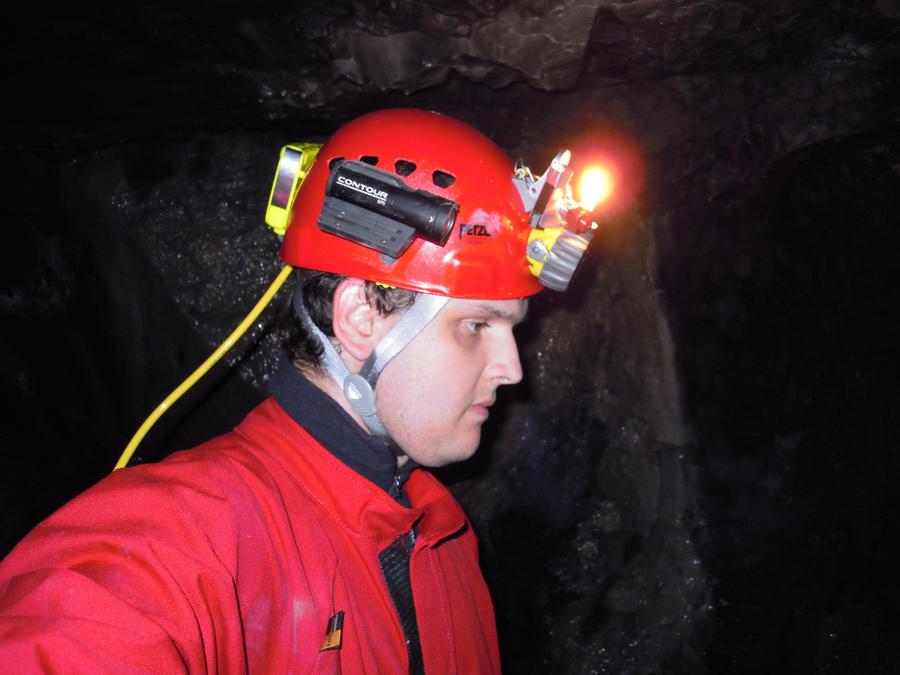 Death Mine Worker orig by pdentsch