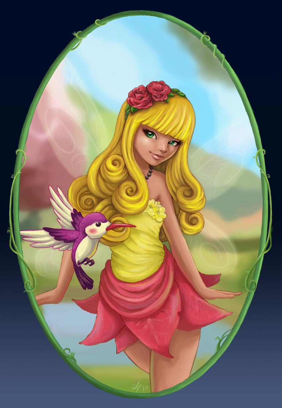 pixie hollow fanart by liora on deviantart